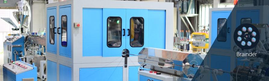 Everplast Braider Machine