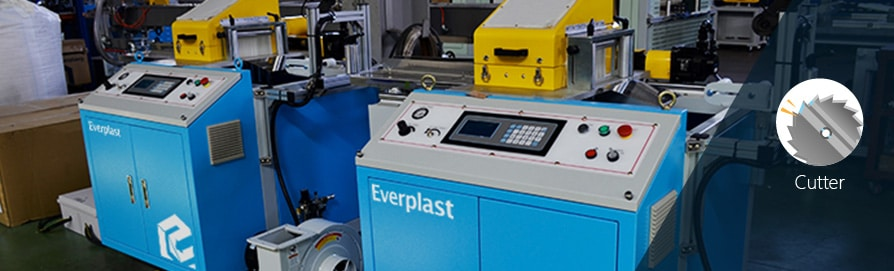 Everplast Cutter Machine