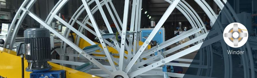 Everplast Winder Machine