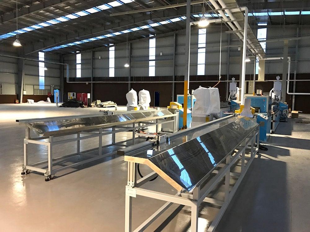 Banner-WPC Machine Line