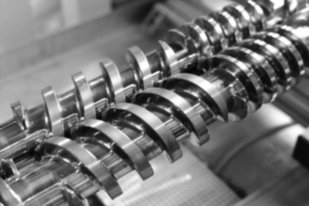 Everplast Parallel Type Twin Screw