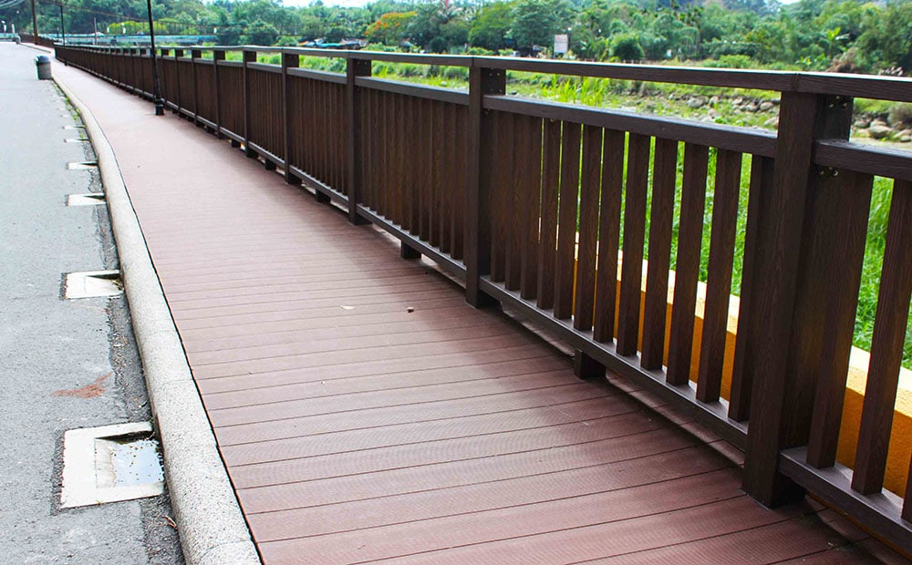 Everplast WPC Product-Wooden Path