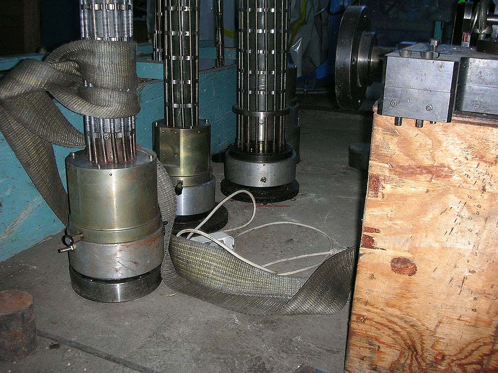 Mould For Suction Hose Machine Line