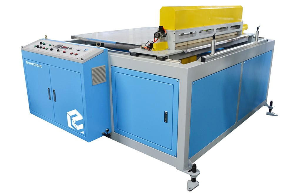 EKC-1300 No Dust Cutter Machine
