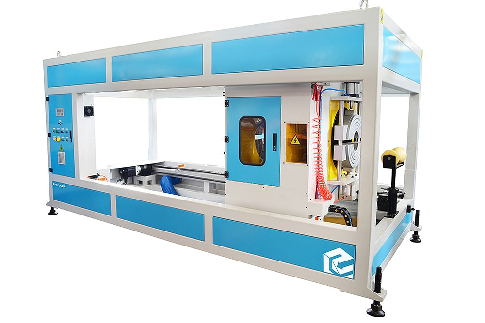 Everplast Round Saw Cutter Machine