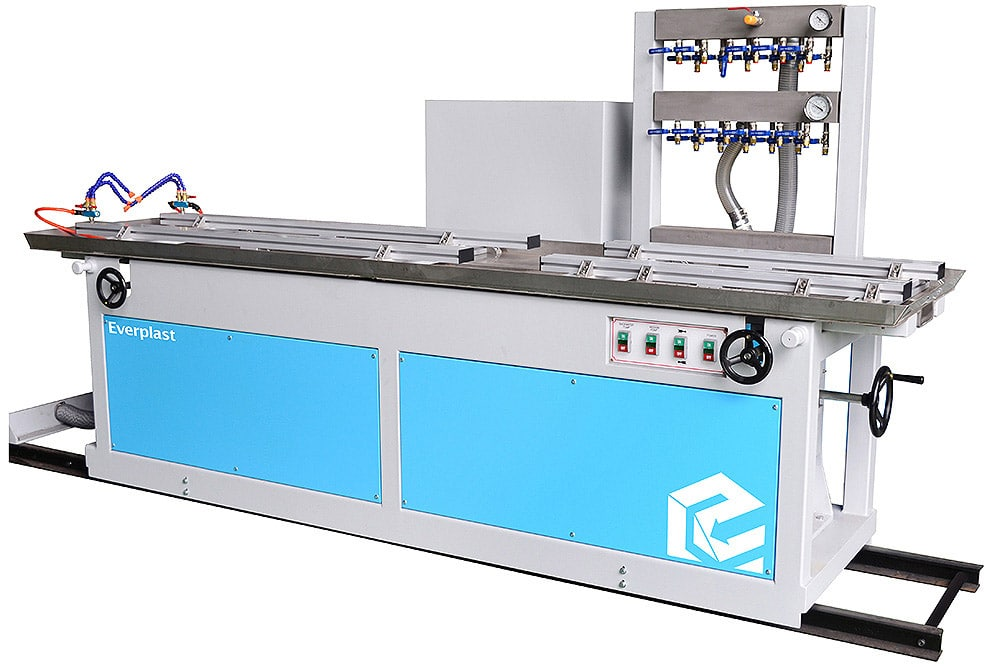 Profile Calibration Table Machine