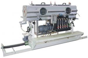 EPST-206 Vacuum Spray Water Cooling Tank Machine