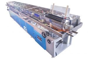 EPVT Profile Vacuum Water Cooling Tank Machine