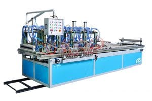 ERXT-6000LL Profile Cooling Calibration Tank Machine For Door Panel
