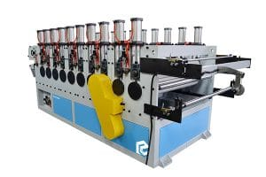 Everplast ETR-20 Roller Haul Off Unit Machine