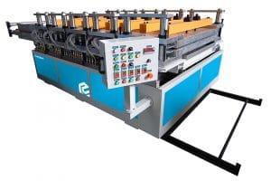 Everplast Profile Cooling Calibration Tank Machine For Door Panel