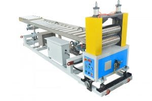 Profile Water Cooling Tank Machine