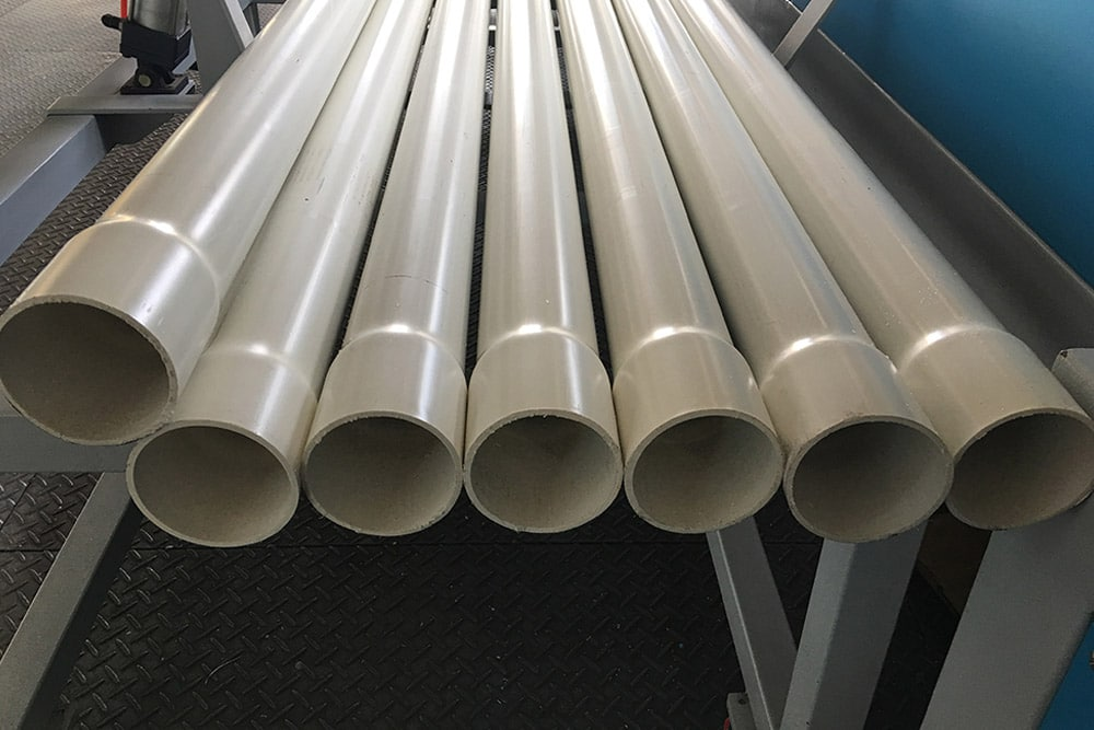 Belling Machine For PVC Pipe