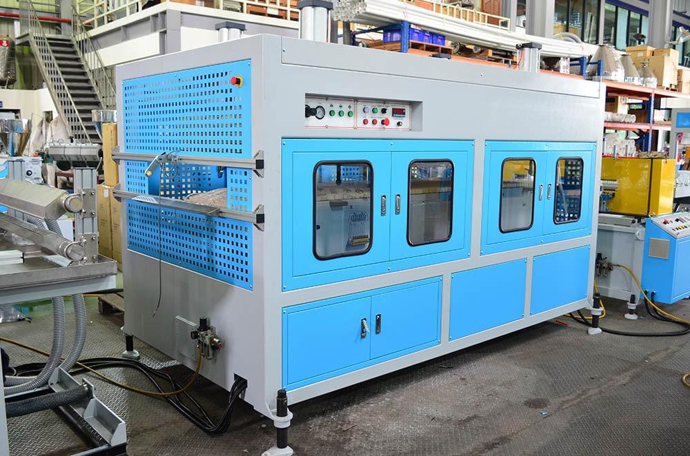 Caterpillar Haul Off Unit Machine For Door Panel