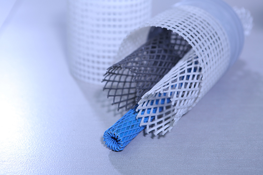 Diamond Net Pipe