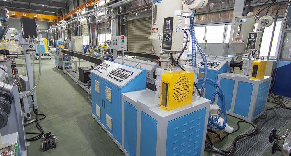 EMS-55 PVC Gasket Machine Line