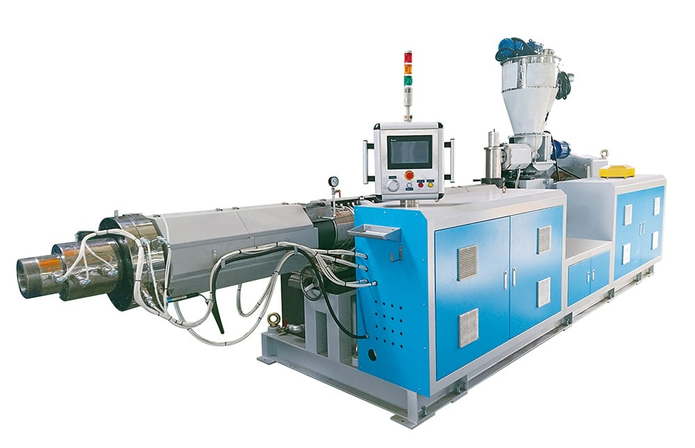 Parallel Type Twin Screw Extruder