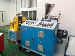 PVC异型、管型实验机设备