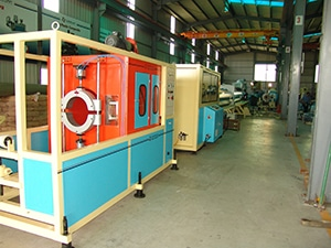 350mm HDPE Pipe Extrusion Line-300x225