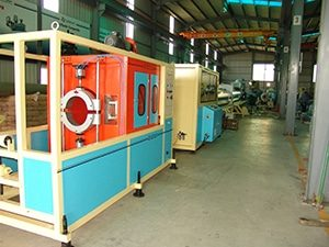 350mm HDPE Pipe Extrusion Line
