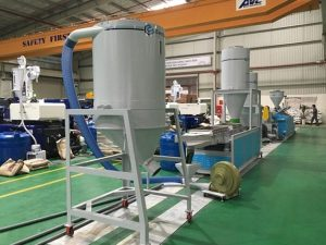 90mm PVC Compounding Line