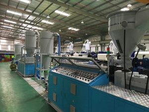 Everplast EMD-90mm PVC Compounding Line