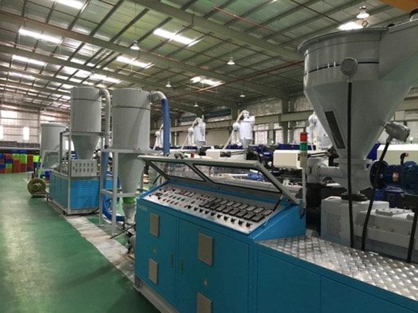 Everplast EMD-90mm PVC Compounding Line
