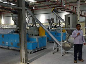 Everplast PVC Pipe / PE Pipe Extruder