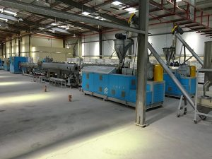 Everplast PVC Pipe / PE Pipe Extrusion Line