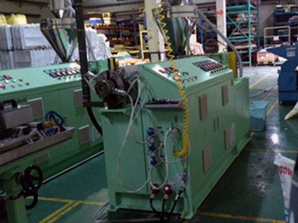 PVC Refrigerator Gasket Extrusion line and welding machine