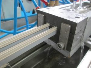 Extrusion Mold For PVC Rigid Profile