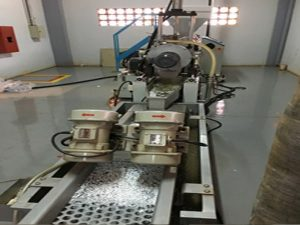 Filter Machine For PP Recycle Pelletizing