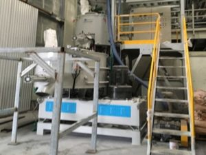 Mixer For 90mm PVC Compounding Line