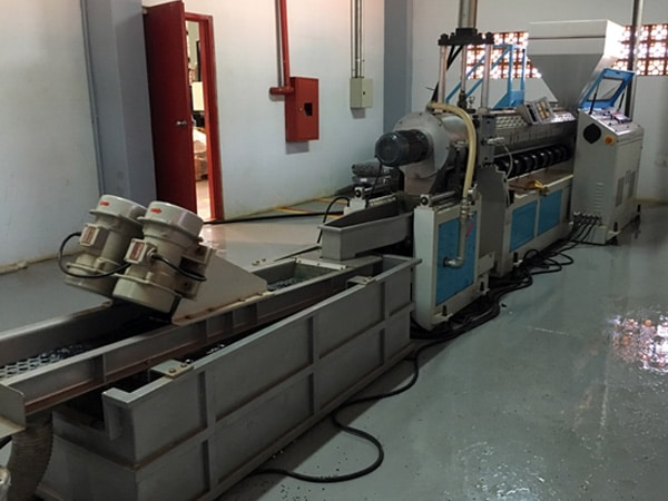 PP Recycle Pelletizing Extrusion Line