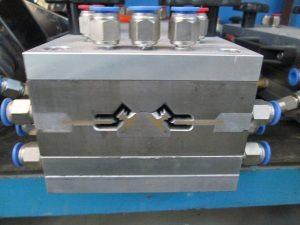 PVC Refrigerator Profile Extrusion Mold