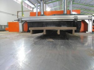 Saw Cutter For WPC Product