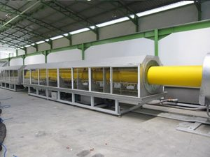 Water Cooling Tank For 800mm HDPE Pipe