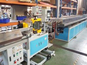 EMS-75 Высокоскоростная линия по производству медицинских трубок из ПВХ