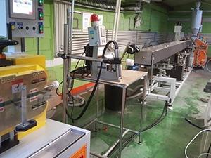 MDPE RO管押出生产线