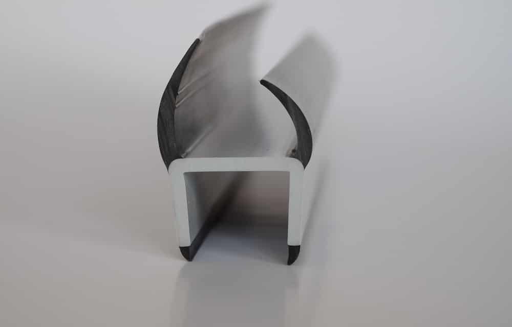 PVC Profile Machine Line - Product
