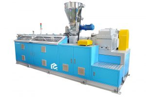 Parallel Type Twin Screw Extruder Machine