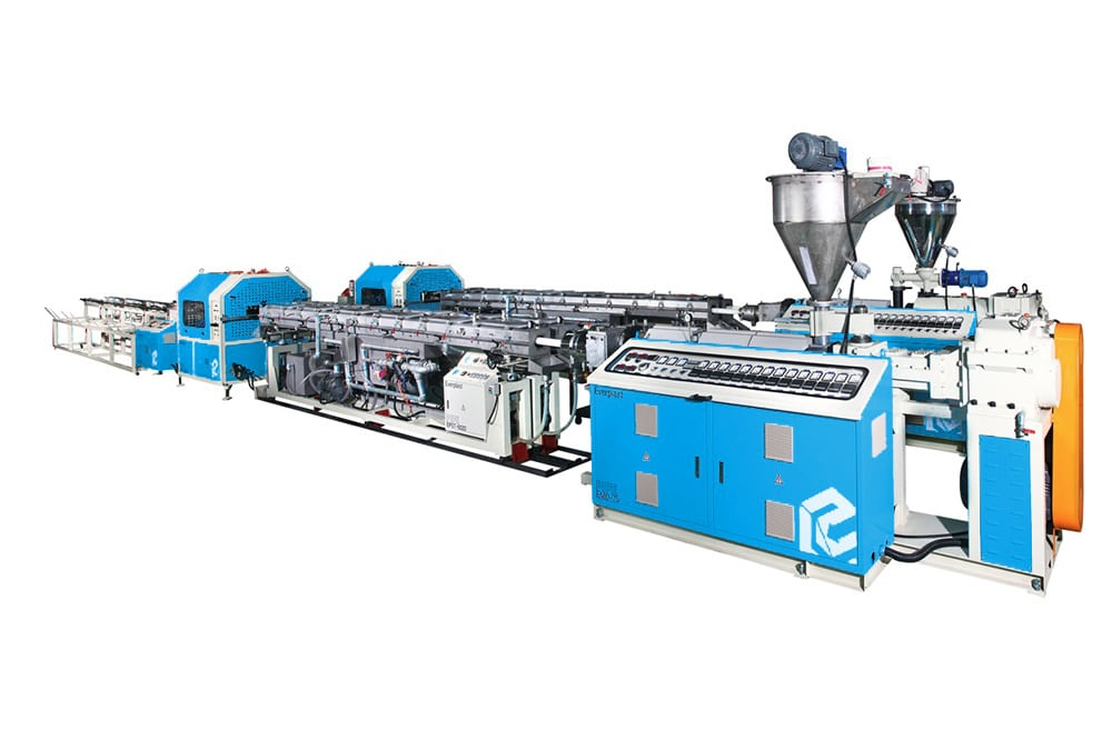 Pipe Extrusion Machine Line