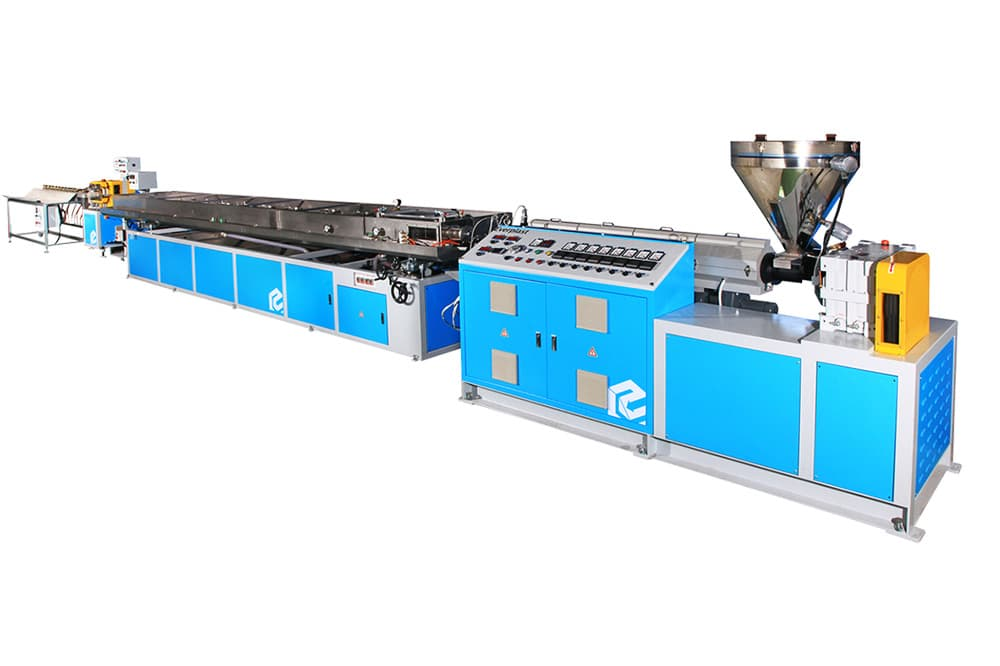High Speed Type Medical Tube Extrusion Machine Line