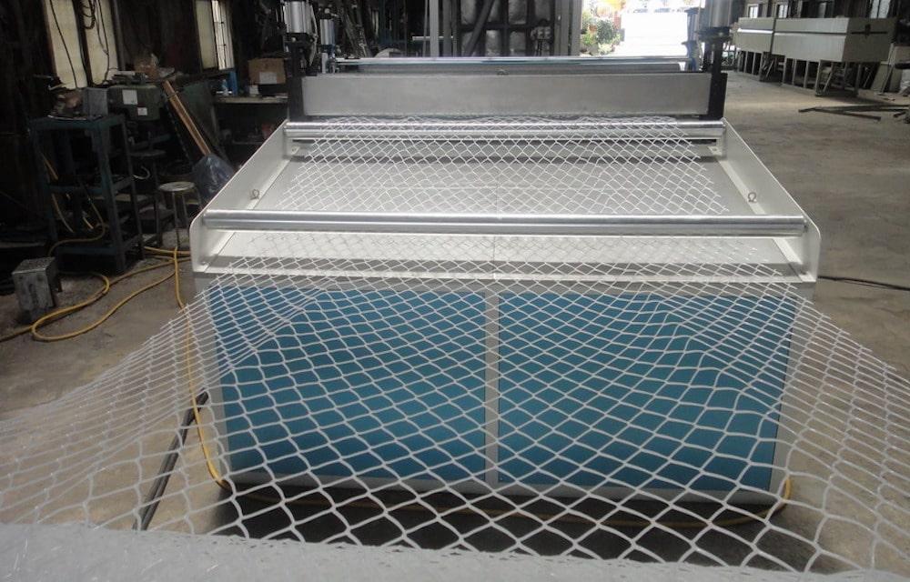 Fence Net Machine Line