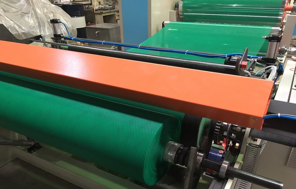 Insect Net Machine Line