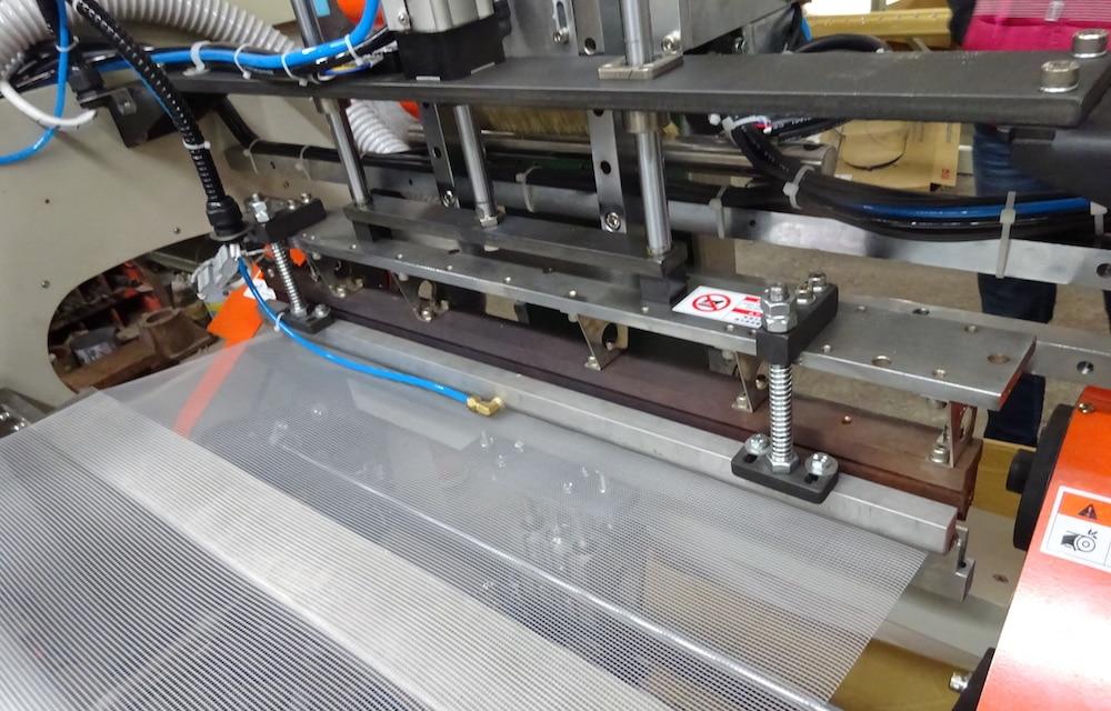 Multifunctional Square Net Machine Line