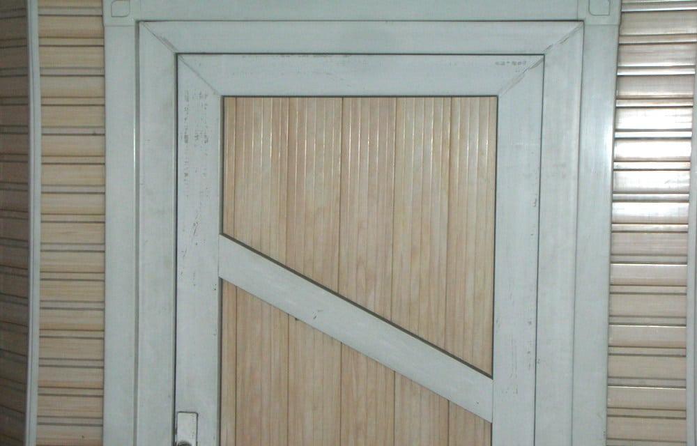 PVC Door Panel - Application