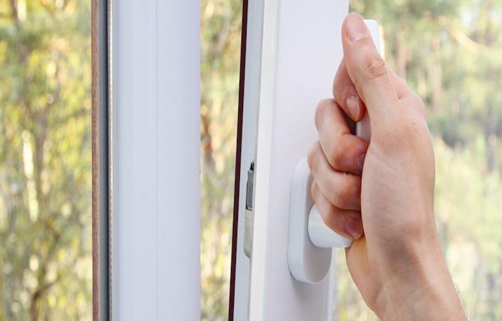 PVC Window Door - Application