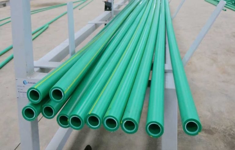 ppr pipe application