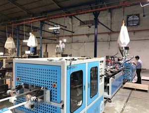 Trunking Extrusion Machine Line